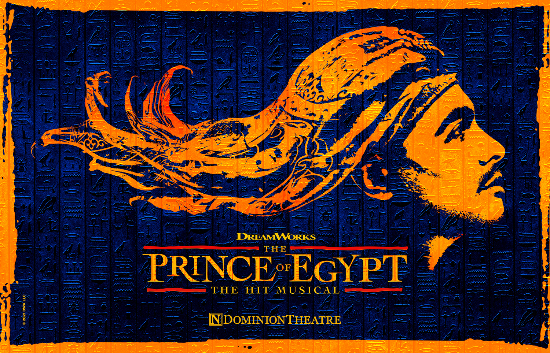 The Prince of Egypt Logo